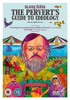 The Perverts Guide To Ideology <Region 2 DVD, sealed>