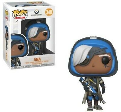 Overwatch - Ana - Funko Pop! Games (2018, Toy NUEVO)