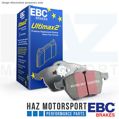 FOR NISSAN Cherry 1.5 Turbo ZX N12 83-84 EBC Ultimax 2 Front Brake Pads Akebono