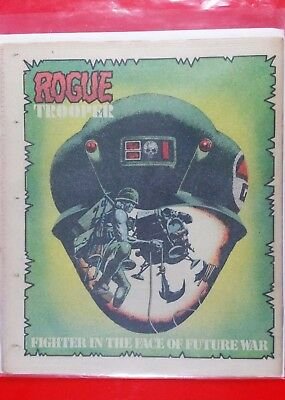 2000AD PROG 278 279 Rogue Trooper Assassination  Dredd Game Show Show All issues
