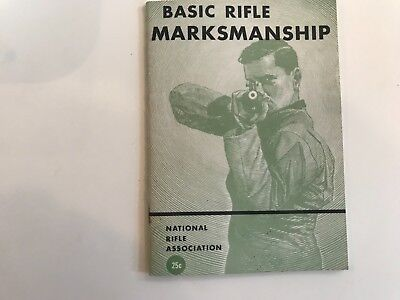 NRA basic rifle marksmanship 1960