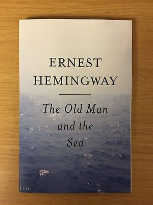 The Old Man and the Sea by Ernest Hemingway (paperback) - Brand New