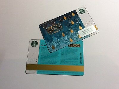 Starbucks card Poland  # 0731 LIMITED EDITION 2018