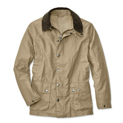 Barbour Men's Seadale Jacket, New with Tags, Large, Stone (beige)
