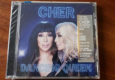 CHER - Dancing Queen CD,  Ready to Ship! NEW! Free Shipping!
