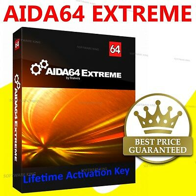 AIDA64 Extreme⭐Lifetime Activation Key⭐Instant Delivery⭐Latest version⭐