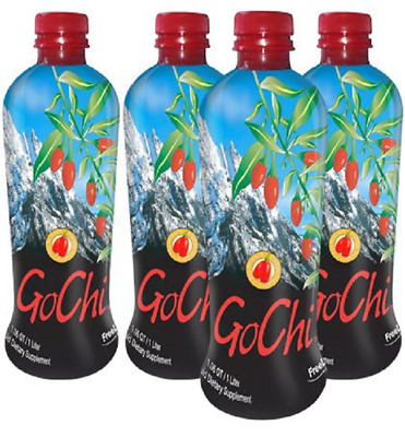Youngevity GoChi 1 liter Case of 4 by Dr Wallach