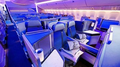 UNITED AIRLINES GLOBAL UPGRADE to business class GPU ADVICE EXPIRES 1/31/2019