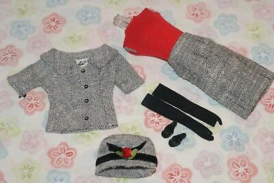 Vintage Barbie Career Girl Complete Outfit # 954 (1963-1964) EUC