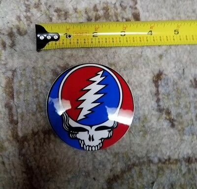 Grateful dead steal your face sticker GDM