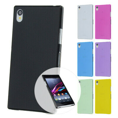 "Ultraslim Case Sony Xperia Z3 (5.2 "" ) Matte Cases Skin Cover Foil"