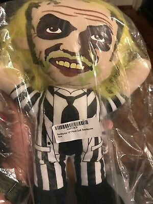 "Beetlejuice 13"" Plush Doll"