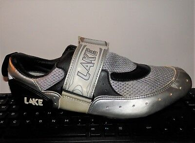 8c53c373d40284 ULTRA RARE NIKE Lance Limited Edition Road Cycling Shoes Men s 41 ...