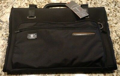 18432e852bad New Tumi T-Tech Tesla Tri-fold Carry-On Garment Bag 56133D with