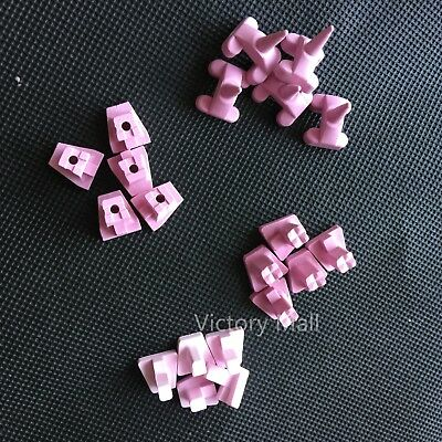 20pcs NEW Ceramic Firing Pegs for crowns and bridges in Porcelain Furnace