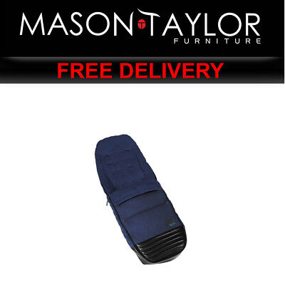 Mason Taylor Priam Footmuff - Royal Blue V40-516430016