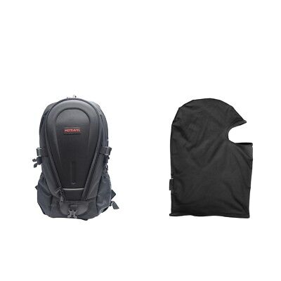 32L Outdoor Backpack + Dustproof Mask for Running Hiking Camping Travelling