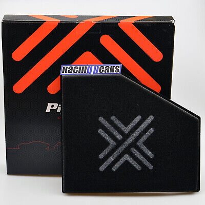 Hi-Flow Performance Panel Air Filter for BMW, Pipercross PP1643, 33-2292