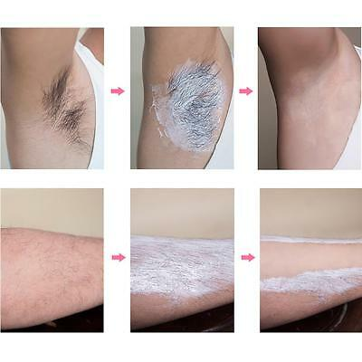 Mild Hair Removal Cream For Legs Pubic Armpit Depilatory Paste Skin Body Care DE