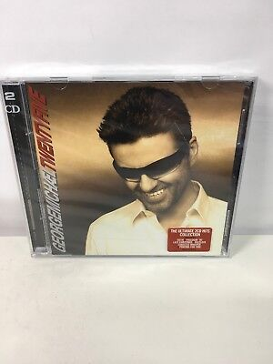 George Michael - Twenty Five [New & Sealed] 2 CDs. Freepost In Uk. Genuine Uk.