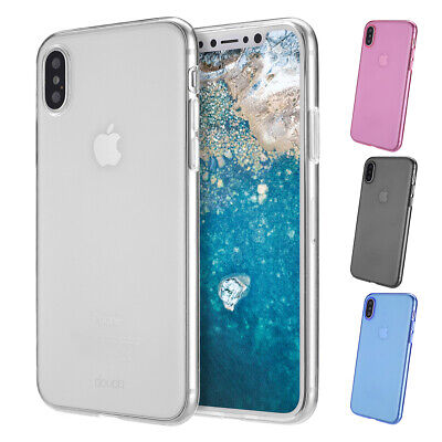 Ultra Slim Case Iphone x TPU Case Silicone Soft Cover Clear Film
