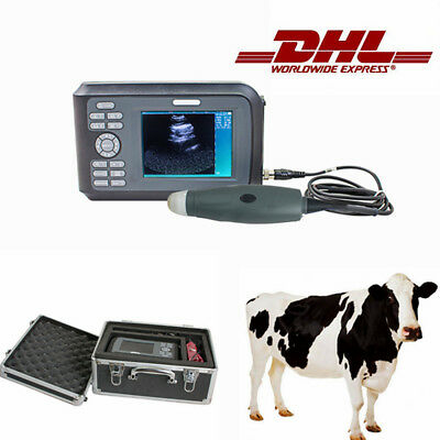 Mini Veterinary WristScan Ultrasound Scanner Machine Handscan Cow Horse Sheep