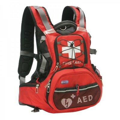 HeartSine, AED PAD Rescue Backpack, PAD-BAG-02