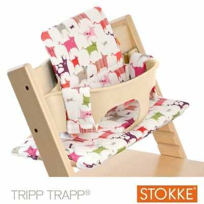 Cushion Coussin De Chaise Haute Tripp Trapp Stokke Differents Modeles Neuf D49