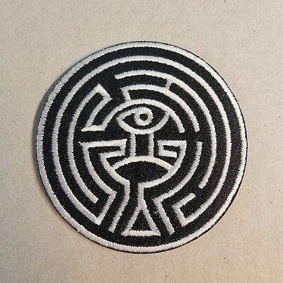WWP07 WESTWORLD PARK COLLECTORS PARTIAL MAZE PATCH