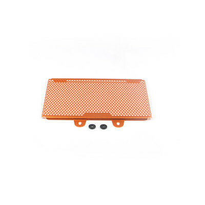 For KTM Duke 390 17-18 Orange Motorcycle Accessories Radiator Grille Guard Cover