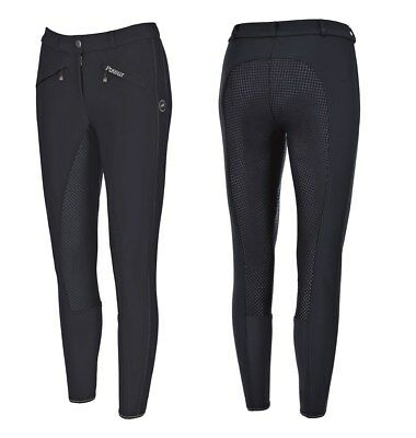 Pikeur Latina Grip Breeches Navy  Or Taupe  *clearance Price*