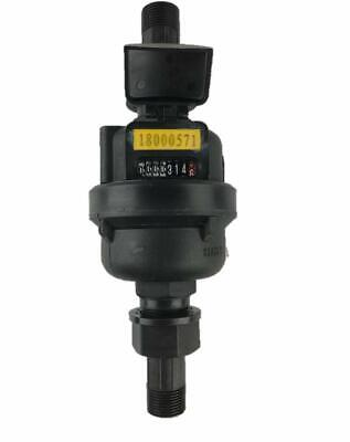 "DAE PVM-75 Positive Displacement, Plastic Water Meter, 3/4"" NPT Coupling,Gallon"