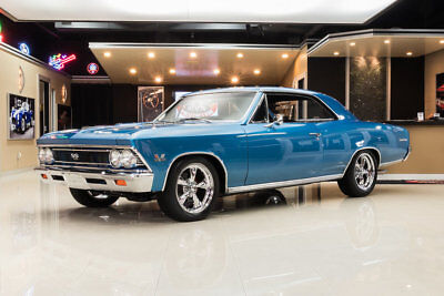 Chevrolet Chevelle 138 SS Frame Off Restored, True SS, 402CI, Muncie 4 Speed, PS, PB, Posi Traction