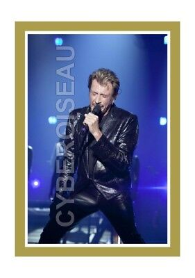 Magnet Johnny Hallyday A Montpellier 15 Mai 2012