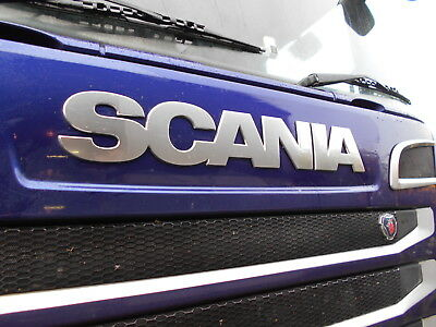 Scania R series grill Chrome Streamline