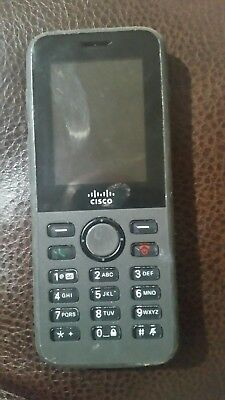 Cisco Wireless IP Phone 8821 (battery included, no charger)