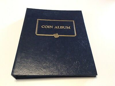 Whitman Classic ,Coin Album # 9140 Wife 3 Pages  ( No Coins)