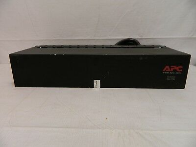 Genuine APC AP7911 Switched Rack PDU, 2U, 30A, 208V