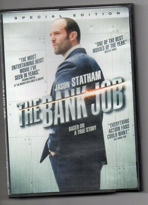 The Bank Job Single Disc Special Edition (2008, DVD)