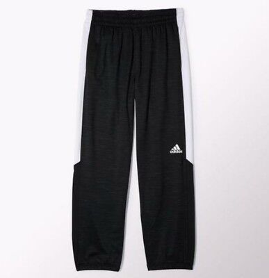 b155d7dc0c30 The adidas Men s Crazy Ghost Basketball Pants size MEDIUM black white