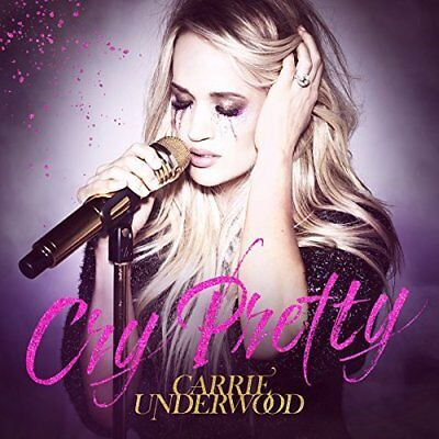 Carrie Underwood Cry Pretty Cd Free Shipping!