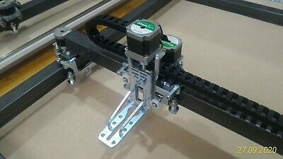 Diy Cnc Plasma Cutter Kit With 3X Belt Adapters For Nema 23 Stepper Motors.