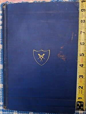 The Early History And Antiquities Of Freemasonry, George F. Forte, 1877