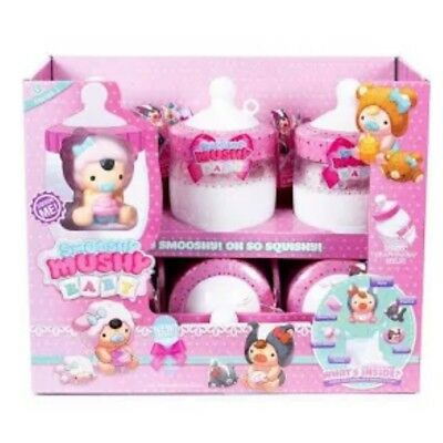 Smooshy Mushy Baby Surprise Bottle Mystery Pack Case of ×6 Bottles #184845