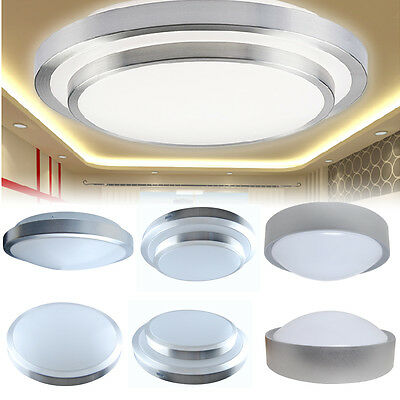 7W 12W 18W LED Flush Mounted Ceiling Light Surface Mount Downlight Lamp Fixture