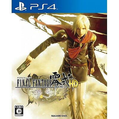 [2 Ps4 Spiele] Final Fantasy XIV: A Realm Reborn & Final Fantasy Type 0 HD Ps4