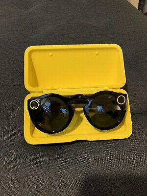 Snapchat Spectacles - Used Once - Perfect Condition
