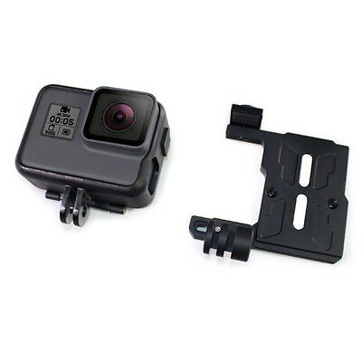 Camera Mount Plate Adapter for GoPro Hero 5 Holder Clip Gimbal Accessory