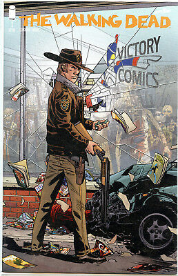 The Walking Dead #1 15th Anniversary Victory Comics Exclusive NM+ or Better