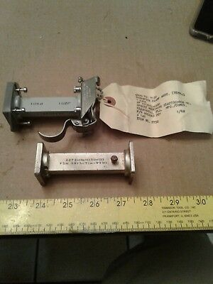Waveguide Parts Sperry Microwave